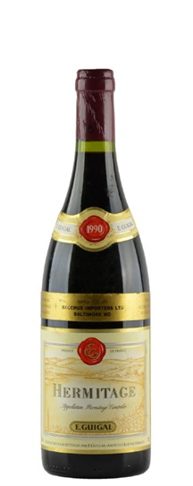 1990 Guigal Hermitage