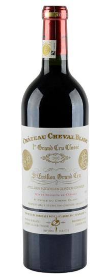 2005 Cheval Blanc Bordeaux Blend