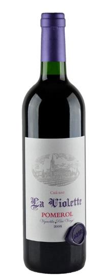 2006 La Violette Bordeaux Blend