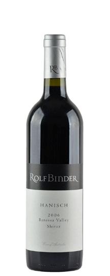 2002 Binder Wines, Rolf Shiraz Hanisch