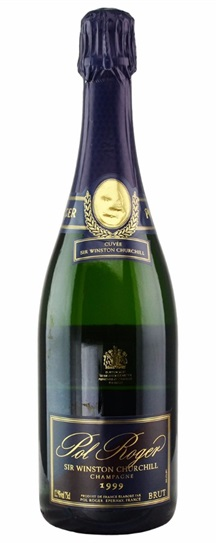 1999 Pol Roger Winston Churchill