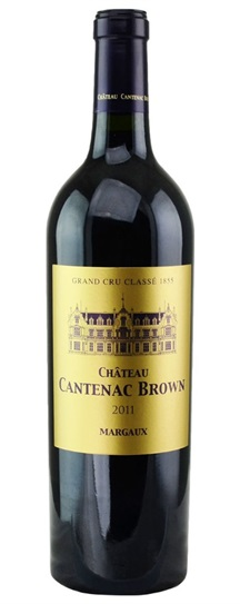 2011 Cantenac Brown Bordeaux Blend