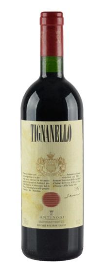 1996 Antinori Tignanello IGT