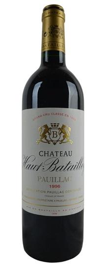1996 Haut Batailley Bordeaux Blend