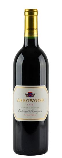2002 Arrowood Cabernet Sauvignon