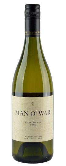 2009 Man O' War Chardonnay