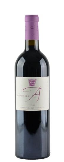 2010 de l'A, Domaine (Cotes de Castillon) Bordeaux Blend