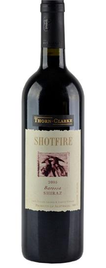 2001 Thorn-Clarke Shotfire Ridge Barossa Cuvee