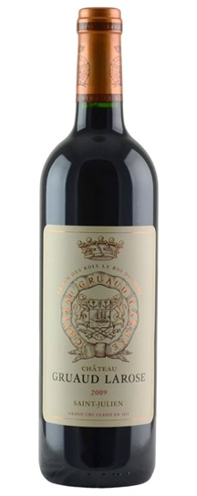 2009 Gruaud Larose Bordeaux Blend