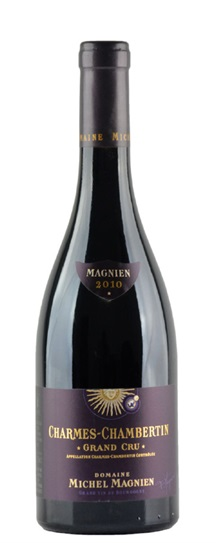 2010 Domaine Michel Magnien Charmes Chambertin