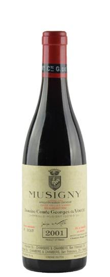 2000 Comte de Vogue Musigny Vieilles Vignes