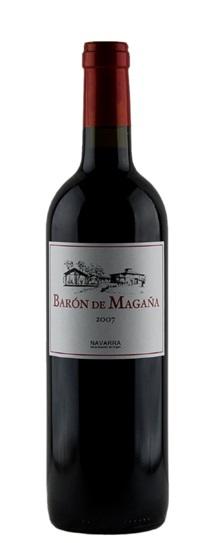 2007 Bodegas Magana Baron de Magana