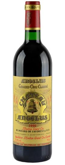 1990 Angelus Bordeaux Blend