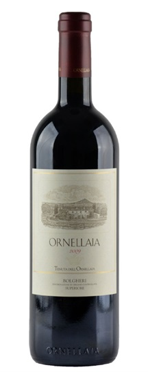 2010 Ornellaia, Tenuta dell' Ornellaia