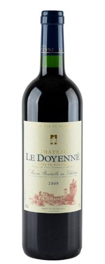 2009 Le Doyenne Bordeaux Blend