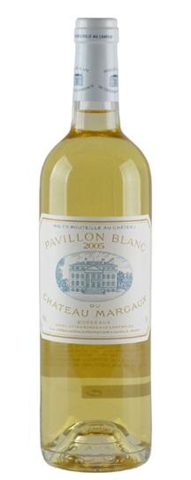 2005 Margaux, Pavillon Blanc du Chateau Bordeaux Blanc