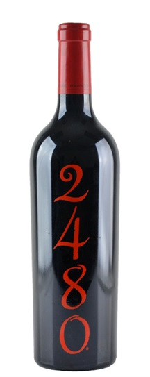 2008 Hollywood and Vine 2480 Cabernet Sauvignon