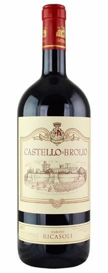 2007 Barone Ricasoli Chianti Classico Castello di Brolio