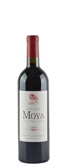 2009 Chateau Moya Bordeaux Blend