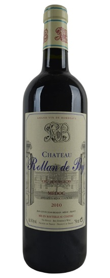 2006 Rollan de By Bordeaux Blend