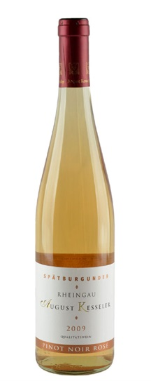 2009 Kesseler, August Spatburgunder (Pinot Noir)  Rose