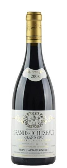 2008 Mongeard-Mugneret, Domaine Grands Echezeaux