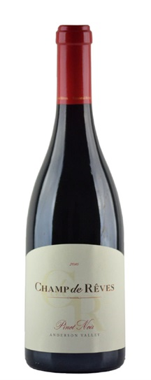 2010 Champ de Reves Pinot Noir