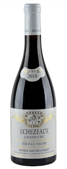 2010 Mongeard-Mugneret, Domaine Echezeaux Vieilles Vignes