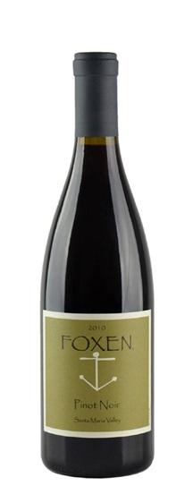 2010 Foxen Vineyard Pinot Noir Santa Maria