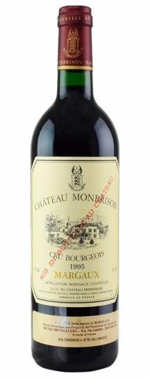 2000 Monbrison Bordeaux Blend