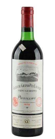 1978 Grand-Puy-Lacoste Bordeaux Blend