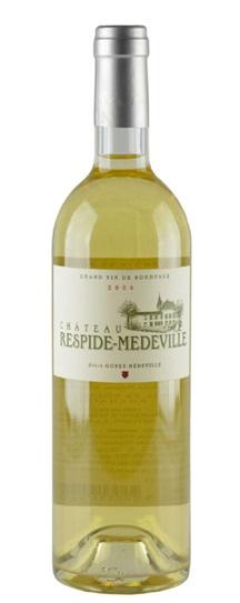 2006 Respide-Medeville, Chateau Bordeaux Blend