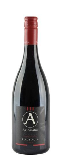 2011 Astrolabe Pinot Noir