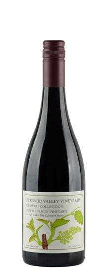 2009 Pyramid Valley Vineyards Cabernet Franc Howell Vineyard