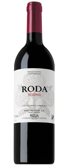2004 Roda, Bodegas Rioja Roda I Reserva