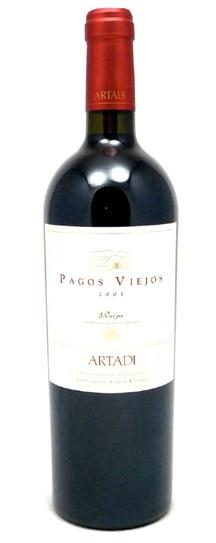 1997 Artadi Rioja Pagos Viejos