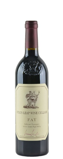 2002 Stag's Leap Wine Cellars Cabernet Sauvignon Fay Vineyard