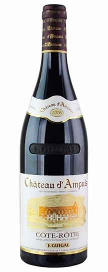 2006 Guigal Cote Rotie Chateau d'Ampuis