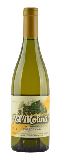 2010 El Molino Chardonnay Rutherford