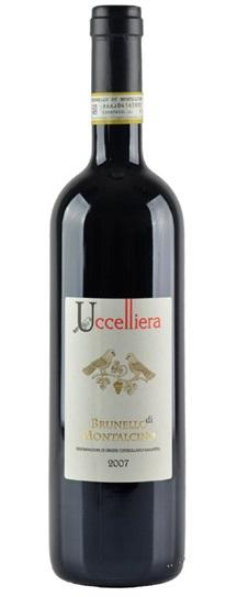 1997 Az Agr Uccelliera Brunello di Montalcino