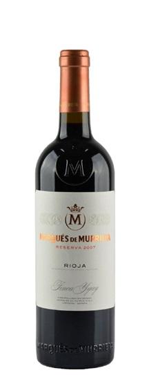 2007 Marques de Murrieta Rioja Reserva