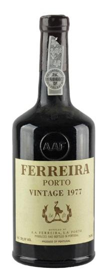 1977 Ferreira Vintage Port