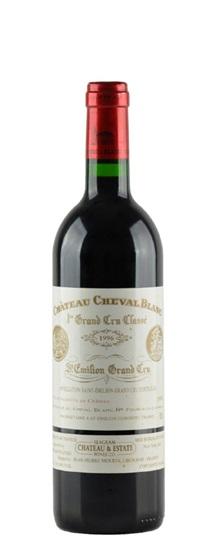 1996 Cheval Blanc Bordeaux Blend
