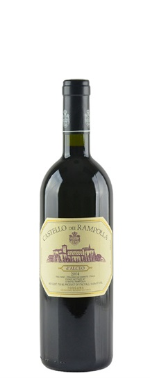 2000 Rampolla, Castello dei Vigna d'Alceo IGT