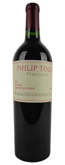 1991 Togni, Philip Cabernet Sauvignon