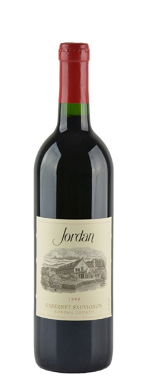 1998 Jordan Cabernet Sauvignon Sonoma County