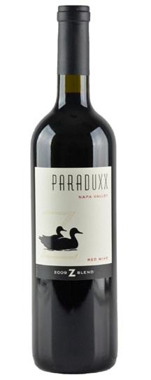 2009 Paraduxx (Duckhorn) Proprietary Blend