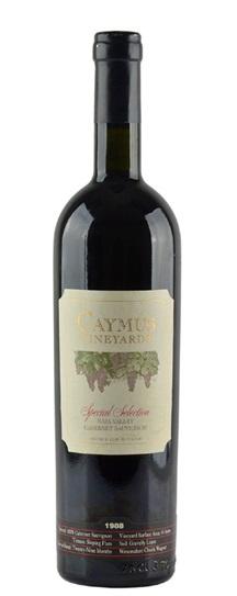 1982 Caymus Cabernet Sauvignon Special Selection