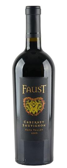 2009 Faust Cabernet Sauvignon Napa Valley