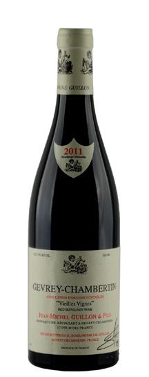 2011 Guillon, Domaine Jean Michel Gevrey Chambertin Vieilles Vignes